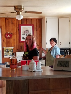 Cooking with Fermie in St. Johns, AZ